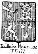 Taillefer Coat of Arms / Family Crest 3