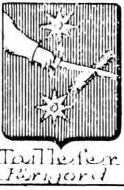 Taillefer Coat of Arms / Family Crest 0