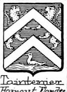 Taintenier Coat of Arms / Family Crest 0