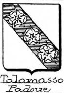 Talamasso Coat of Arms / Family Crest 0
