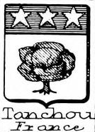 Tanchou Coat of Arms / Family Crest 0