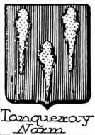 Tanqueray Coat of Arms / Family Crest 0