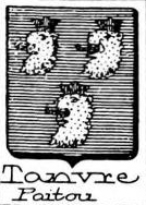 Tanvre Coat of Arms / Family Crest 0