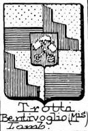 Trotti Coat of Arms / Family Crest 4
