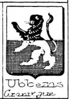 Ubbens Coat of Arms / Family Crest 0
