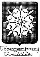 Ubbergen Coat of Arms / Family Crest 0