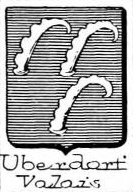 Uberdorf Coat of Arms / Family Crest 0
