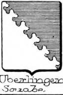 Uberlingen Coat of Arms / Family Crest 0