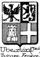 Ubertin Coat of Arms / Family Crest 0