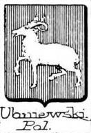 Ubniewski Coat of Arms / Family Crest 0