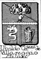 Uboldo Coat of Arms / Family Crest 1