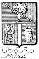 Uboldo Coat of Arms / Family Crest 0