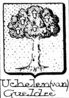 Uchelen Coat of Arms / Family Crest 0