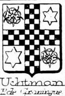 Uchtman Coat of Arms / Family Crest 0
