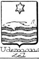 Udemans Coat of Arms / Family Crest 0