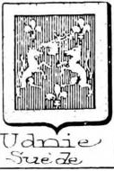 Udnie Coat of Arms / Family Crest 0