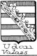 Udon Coat of Arms / Family Crest 0