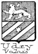Udry Coat of Arms / Family Crest 0