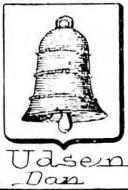 Udsen Coat of Arms / Family Crest 0