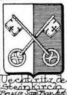 Uechtritz Coat of Arms / Family Crest 4