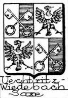Uechtritz Coat of Arms / Family Crest 5