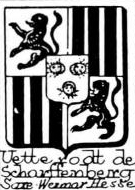 Uetterodt Coat of Arms / Family Crest 2