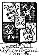 Uexkull Coat of Arms / Family Crest 5