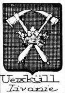Uexkull Coat of Arms / Family Crest 2