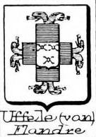 Uffele Coat of Arms / Family Crest 0