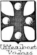 Uffenbort Coat of Arms / Family Crest 0