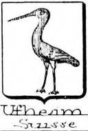 Ufheim Coat of Arms / Family Crest 0