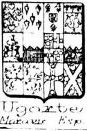 Ugarte Coat of Arms / Family Crest 2