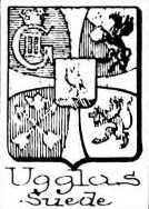 Ugglas Coat of Arms / Family Crest 0