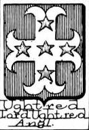 Ughtred Coat of Arms / Family Crest 0