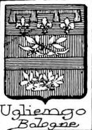Ugliengo Coat of Arms / Family Crest 0