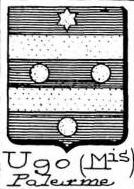 Ugo Coat of Arms / Family Crest 2