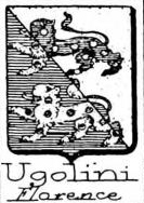 Ugolini Coat of Arms / Family Crest 3