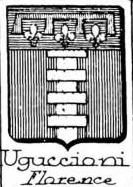 Uguccioni Coat of Arms / Family Crest 2