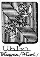 Uhln Coat of Arms / Family Crest 0