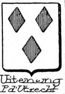 Uiteneng Coat of Arms / Family Crest 0