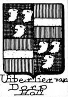 Uiterlier Coat of Arms / Family Crest 1