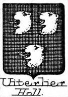 Uiterlier Coat of Arms / Family Crest 0
