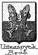 Uiterspyck Coat of Arms / Family Crest 0