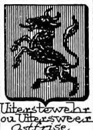 Uiterstewehr Coat of Arms / Family Crest 0