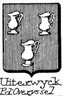 Uiterwyck Coat of Arms / Family Crest 1