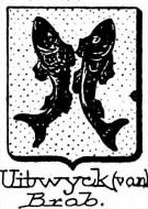 Uitwyck Coat of Arms / Family Crest 0