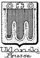 Uklanskl Coat of Arms / Family Crest 0