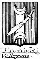 Ulanicki Coat of Arms / Family Crest 0