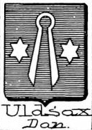 Uldsax Coat of Arms / Family Crest 0