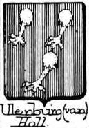 Ulenburg Coat of Arms / Family Crest 0